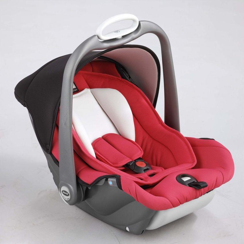 Autosedačka Roan Babies Millo 1-13 kg Autosedačka Roan red