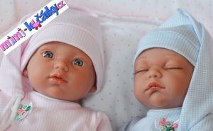 španělské panenky