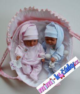 panenky dvojčátka Arias