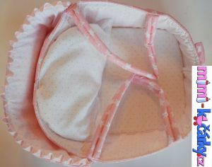 španělské panenky taška