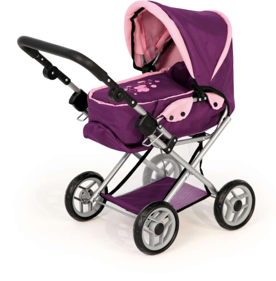 kočáreky pro panenky fialová 2016 fialová