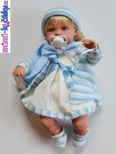 Dětská panenka Arias Lisa