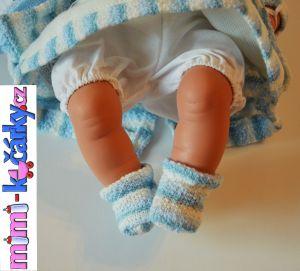 Dětská panenka Arias Lisa-detail