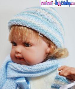 Dětská panenka Arias Lisa realistická