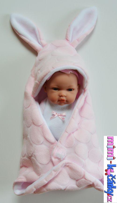 Realistické miminko Arias Natalka