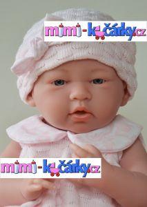 Berenguer panenka - děvčátko 38 cm