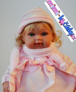 Mluvící panenka Arias Lisa