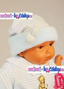 realistická panenka iAntonio Juan Pekess chlapec