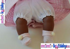 černoška panenka reborn Alice det.