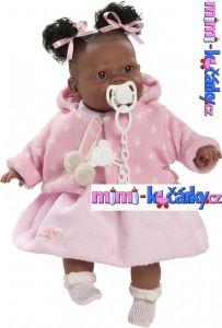 reborn panenka černoška Berbesa Alice