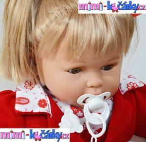 Mrkací panenka Berbesa Dulsone 62 cm