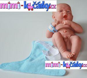 Realistické miminko Berenguer chlapec 36 cm