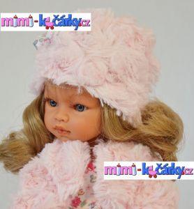 španělská realistická panenka Antonio Juan