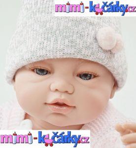 Panenka miminko jako živé Angels 1