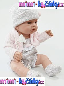Panenka miminko jako živé Angels 2