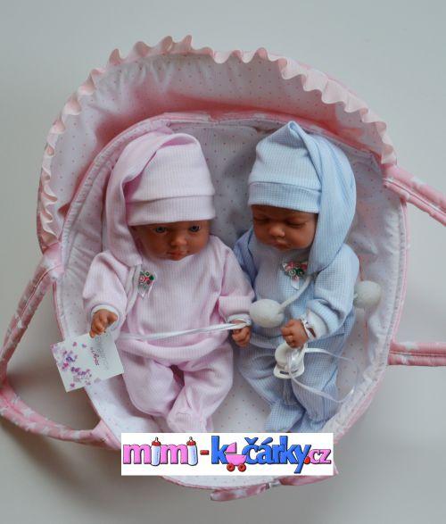 realistické miminka Arias