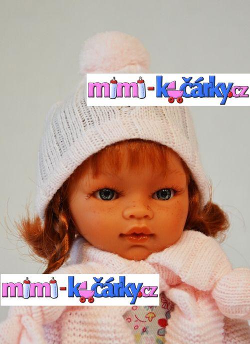Španělská panenka Antonio Juan zrzka Emilia