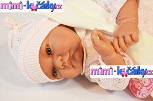 velká panenka Antonio Juan Nika holčička 40 cm