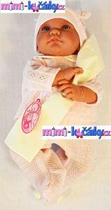 velké miminko Antonio Juan Nika holčička 40 cm