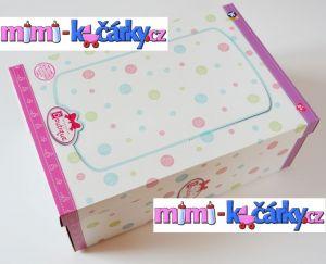 luxusní box pro panenku