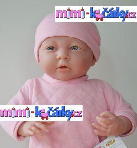 baby doll Berenguer holčička 39 cm v tašce