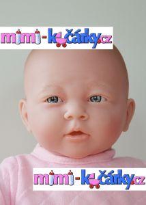 miminko na hraní Berenguer holčička 39 cm v tašce