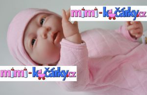 Panenka miminko Berenguer holčička