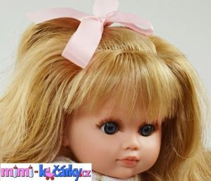 Panenka s dlouhými vlasy Fanny 40 cm det.