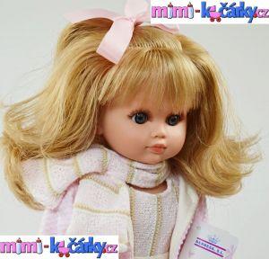 Panenka s dlouhými vlasy Fanny 40 cm