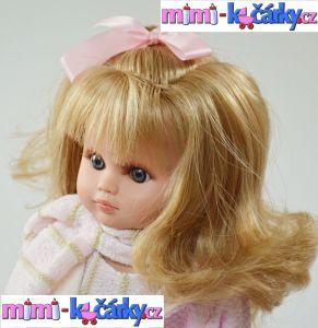Panenka s dlouhými vlasy Fanny 40 cm a