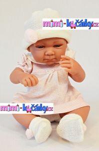reborn panenka Antonio Juan Olivie holčička 42 cm