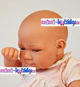 reborn miminko Antonio Juan Olivie holčička 42 cm