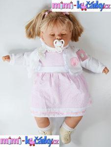 Mrkací panenka Berbesa Dulsone 62cm