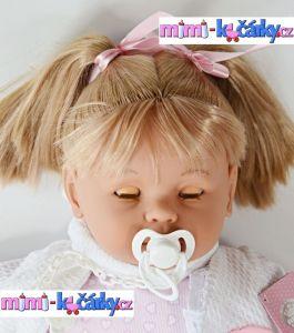 Mluvící panenka Dulsone 62cm