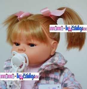 španělská panenka Berbesa Mariana