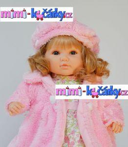 krásná mluvící panenka Berbesa