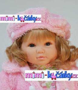 velká mluvící panenka Berbesa