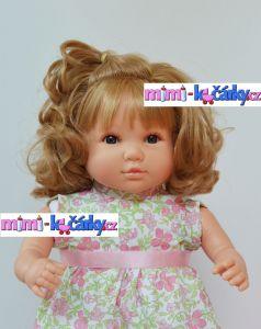 španělská velká mluvící panenka Berbesa