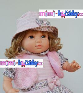 realistická panenka Berbesa Sandr