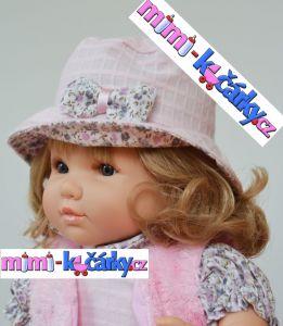 mluvící panenka Berbesa Sandr