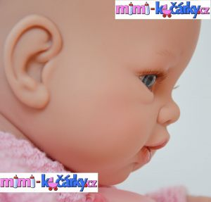 realistická panenka Berbesa Angels-detail