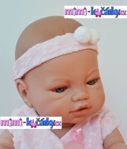 španělská panenka Berbesa detail