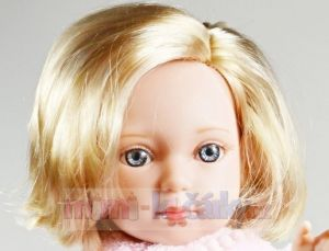 Panenka česací Arias Charlota v růžovém 36 cm