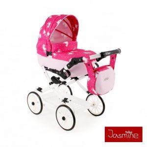 Kočárek na panenky Jasmine Kids V4