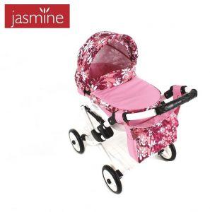 Kočárek pro panenky Jasmine Kids 22