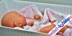 Realistické miminko Antonio Juan Karla
