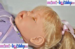 realistická panenka Berbesa Dulsone - detail