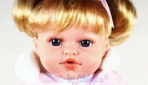 Španělská mluvící panenka Arias Ema
