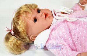 Španělská česací panenka Arias Ema