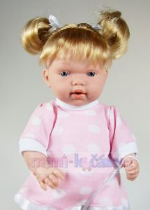 Mluvící realistická panenka Hanna